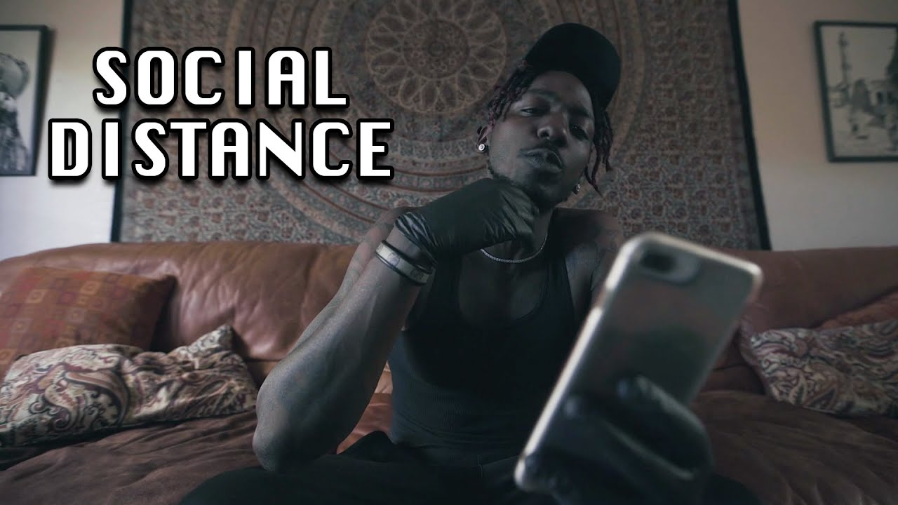 Ponce - Social Distance (Official Video) [New Hip Hop Music 2020]