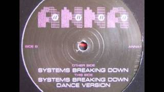 Anna Systems Breaking Down Remix
