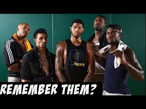 The Rise And Fall Of The Indiana Pacers