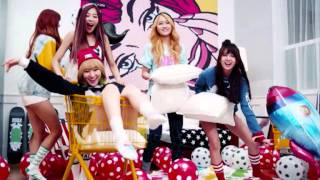 Minx- Why did u come to my home Ringtone by kpop ringtone[OFFICIAL]