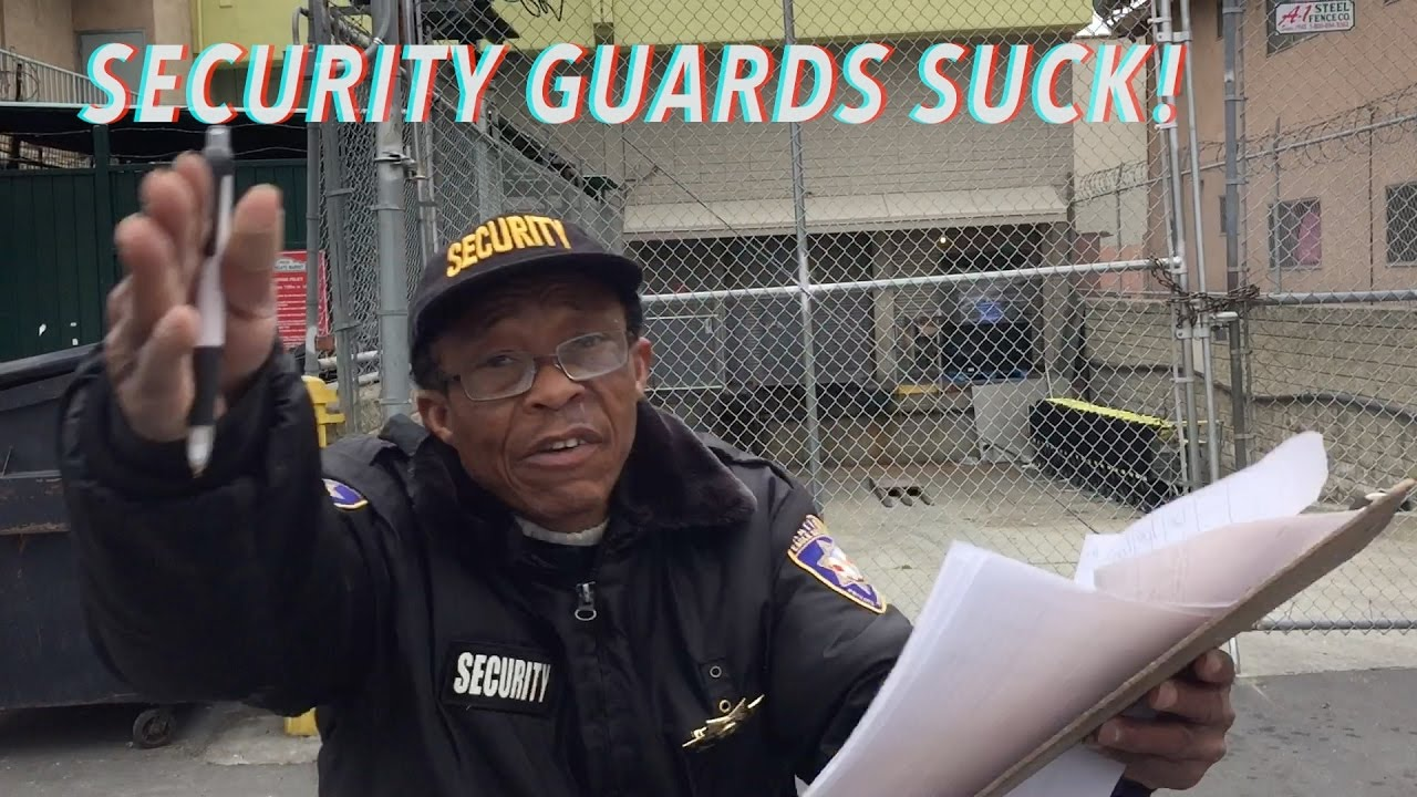 Angry security guard tried attacking me youtube - Security guard hd images ...