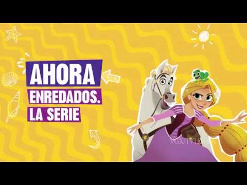 Disney Channel HD Spain Continuity July 2017