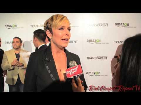 Melora Hardin at the Amazon Premiere Screening for #TransparentTV #AmazonStudios