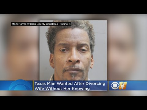 Crash & AJ - Man Is Wanted for Divorcing His Wife Without Ever Telling Her
