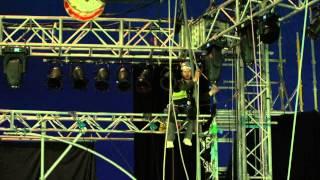 Glastonbury Circus Rigged