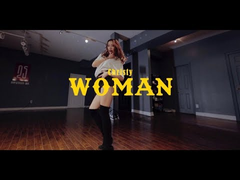 WOMAN- KE$HA / CHOREOGRAPHY BY CHRISTY ZHAO