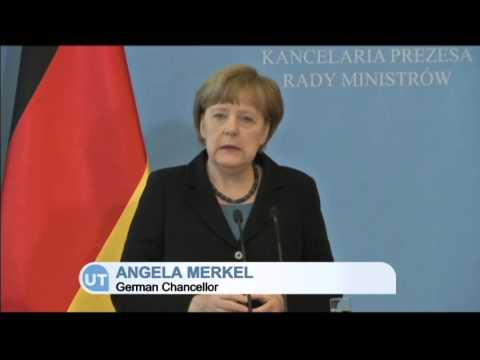 Merkel on Russian Sanctions: EU sanctions against Russia should be linked to Minsk 'completion'