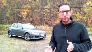 Audi A4 Allroad Quattro 2013 Videos