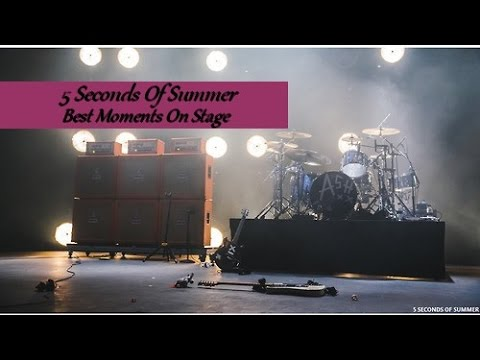 5-seconds-of-summer-(5sos)---best-moments-on-stage