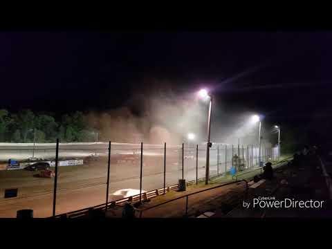 Super Stock Hilltop Speedway June 14th 2019