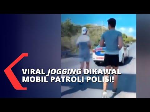 Viral Jogging Dikawal Mobil Patroli di Bali, Polisi: Tidak Sesuai dengan Prosedur