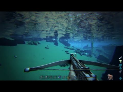 Ark ep 2 water exploration