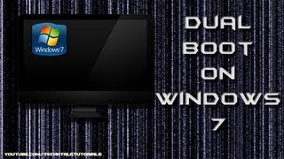 How to Dual Boot with Windows 7