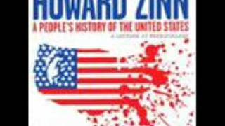Howard Zinn: Corporate Welfare
