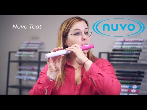 Уникальная флейта Nuvo Toot