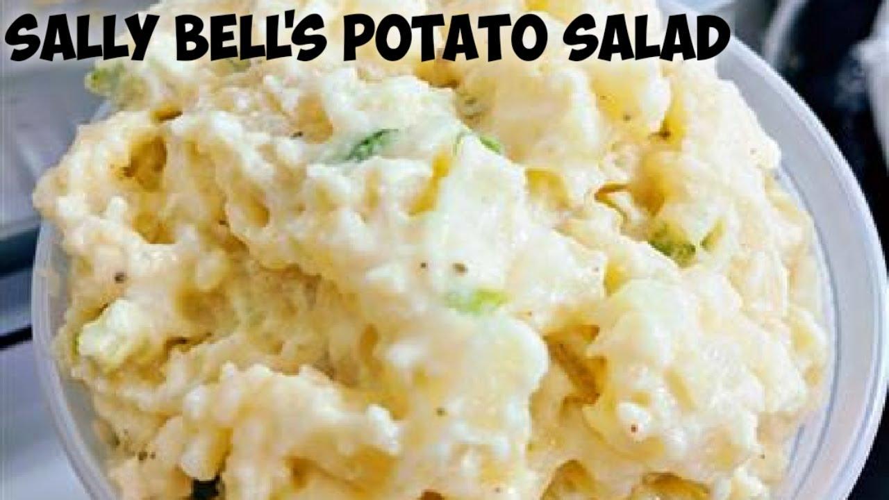 Sally Bell Kitchen Potato Salad Recipe