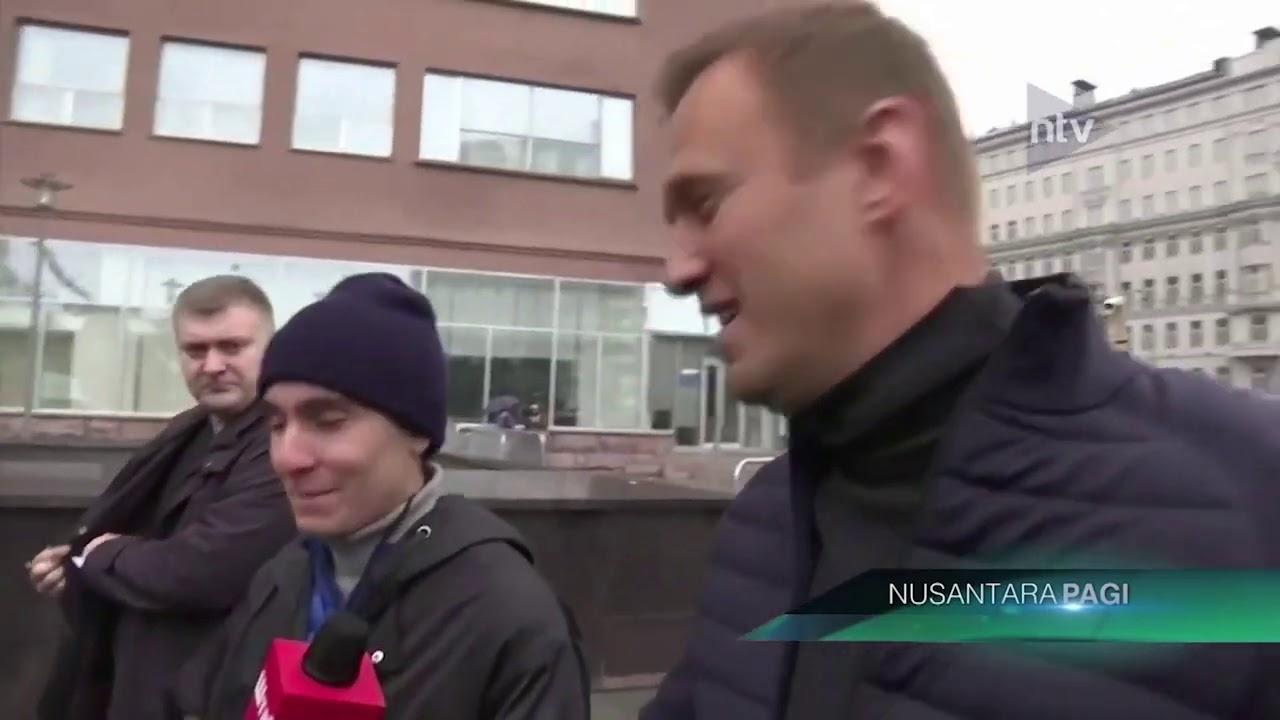 Alexei Navalny Dirawat di RS Dengan Dugaan Keracunan