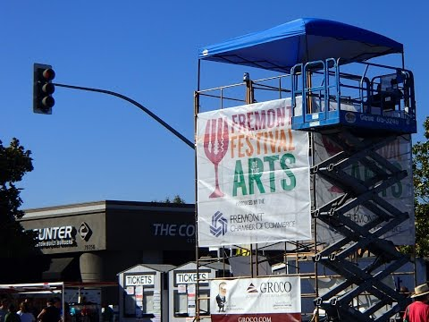 Fremont Arts and Wine Festival