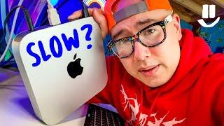 Mac mini M1 ISSUES: Slow USB e…