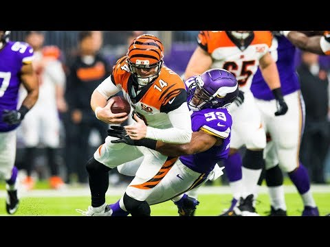 Sounds of the Game: Vikings 34, Bengals 7