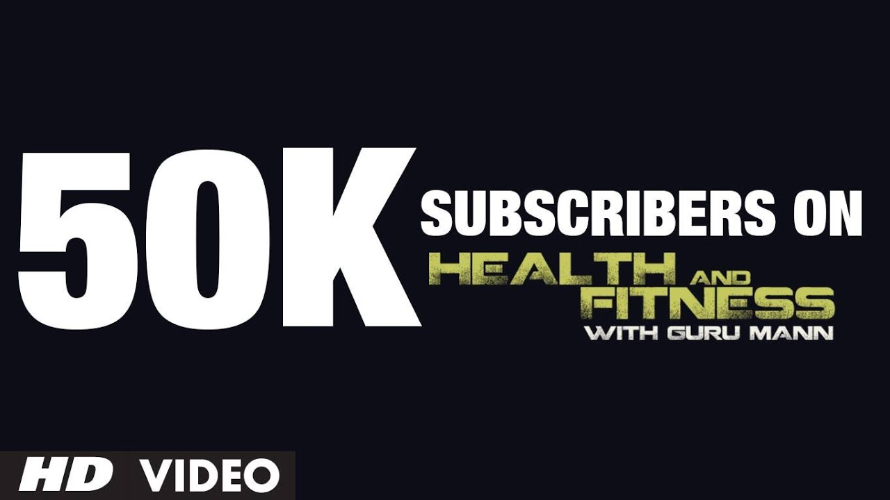 Celebrating 50 thousand SUBSCRIBERS | Thank you for your LOVE & SUPPORT