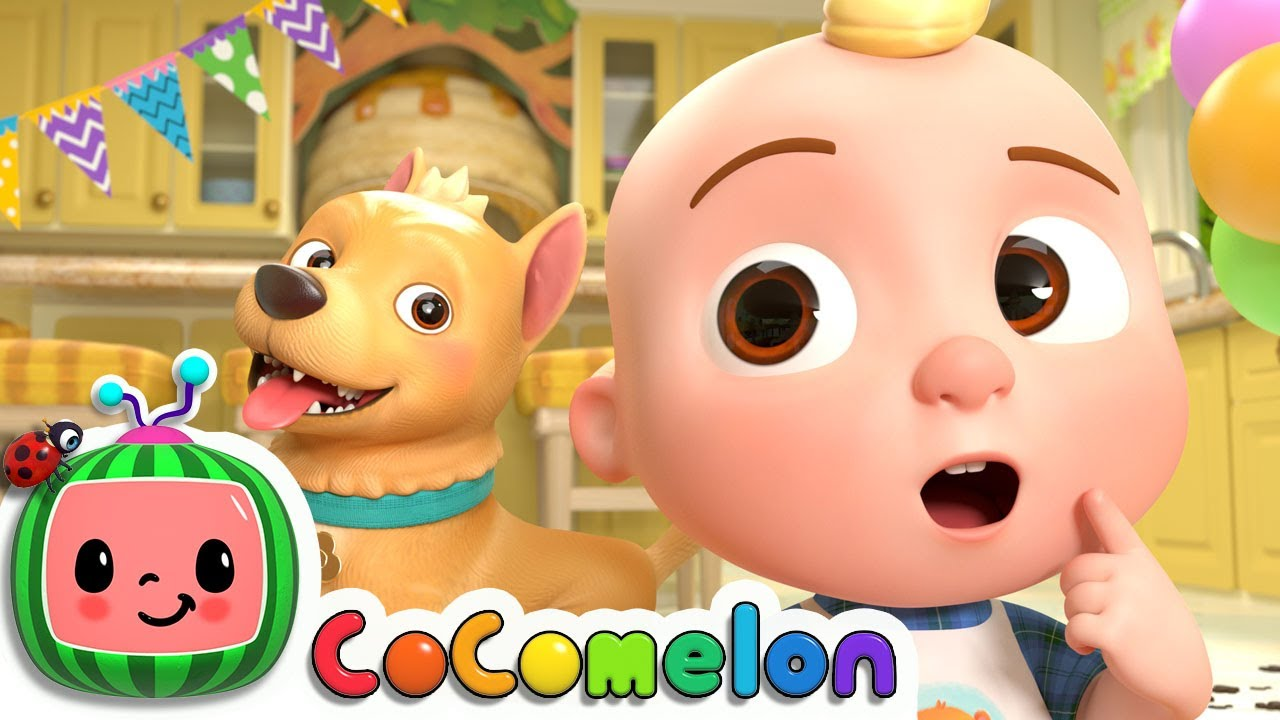 Doggy Hunt Song | CoComelon Nursery Rhymes & Kids Songs