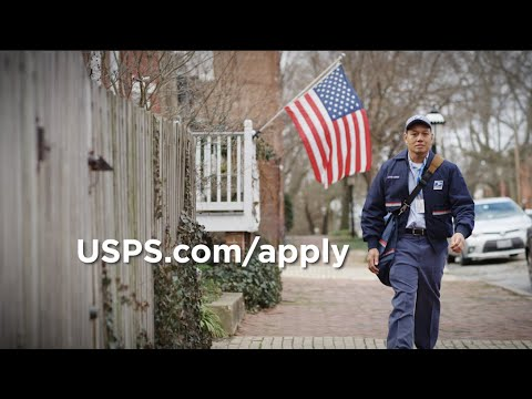 The United States Postal Service is hiring Letter Carriers to help deliver the mail., From YouTubeVideos