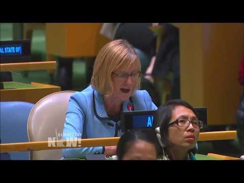 Palestine voted to Chair G77 - UNGA