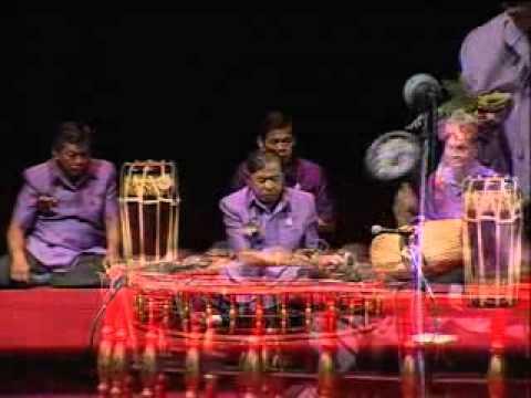 การแสดงดนตรีไทยวิศิษฎศิลปิน (ชาย)  - ชุด ๒ ภาคจบบริบูรณ์