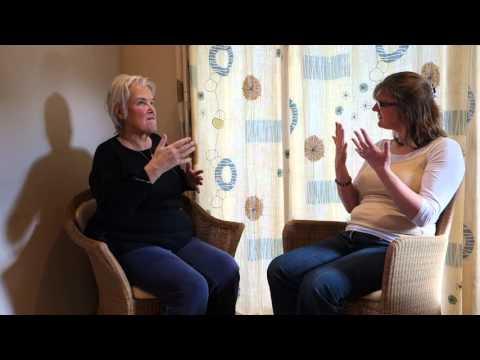 BSL NVQ Level 6 clip - 1:1 discussion on Juliette Gordon Low 2016