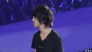 100410 [HD] Yesung singing Heartquake @ Super Show II Manila