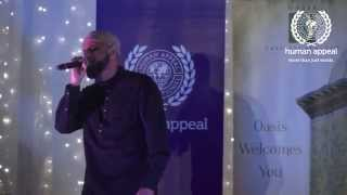 Zain Bhikha- I Remember your Smile - Human Appeal - Blackburn Tour 2014