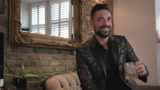 Carl Thompson talks Christmas | Over to Ours at House of Fraser