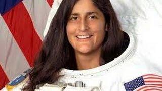 Sunita Williams returns to Earth from ISS - NewsX