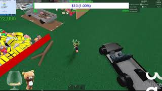 SCAMMER EN ROBLOX: Legname Tycoon 2