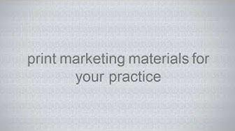 chiropractic marketing materials