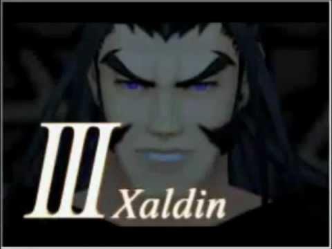 David Dayan Fisher as Xaldin in Kingdom Hearts II Dialogue Quotes