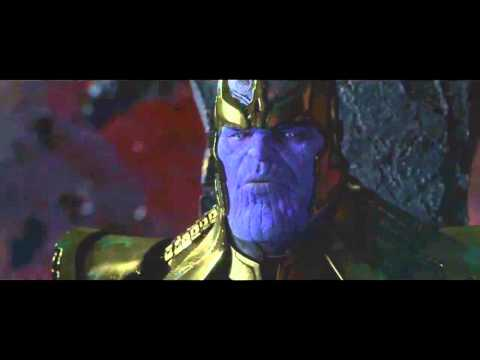 """Guardians of the Galaxy clip: """"The Mad Titan Thanos"""""""