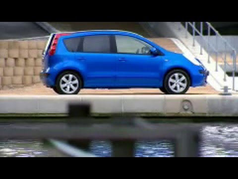 Nissan Note 2006 2012 Youtube