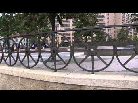 Frederick Douglass Circle, Harlem