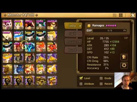 summoners war how to get belladeon