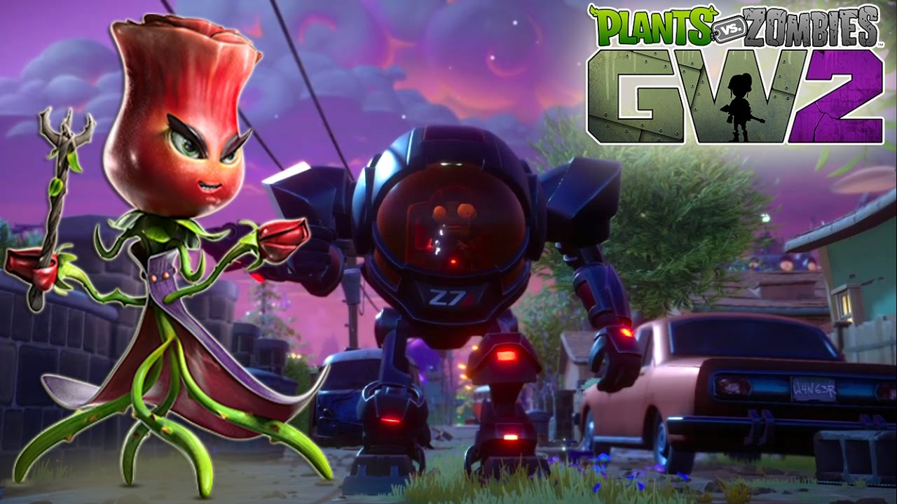 Советы для растений против зомби: садовая война 2 для андроид.