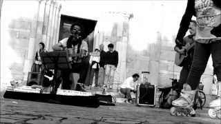 Edwin WALK OF LIFE busking Toscolano Maderno - 20/04/2014