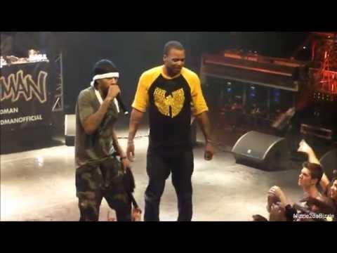 Method Man & Redman - How High (part 2) live [HD] 11 12 2014 Den Haag