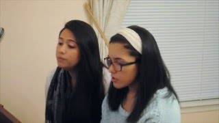 Repeat youtube video Thali Pogathey / Stitches Cover By Shwetha and Sushmitha Suresh