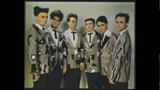 Watch Split Enz Livin It Up video