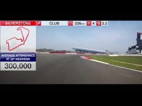 Silverstone - Grand Prix Circuit Lap
