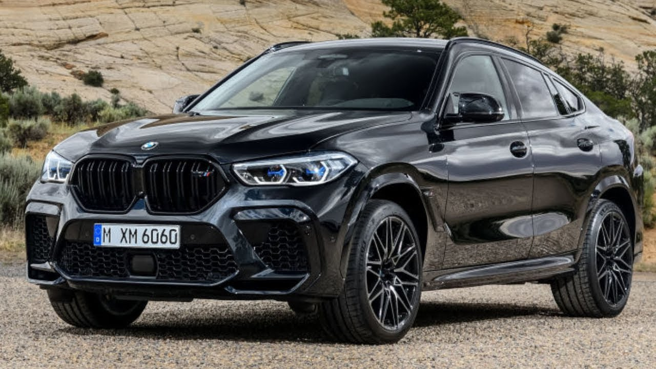 Bmw X5 M Competition 2020 Black