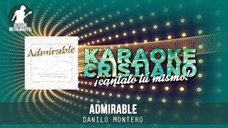 Admirable - Danilo Montero (Instrumental)