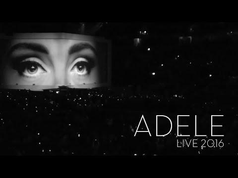 Adele Live 2016- Hello (Multicam) (DVD Simulation)